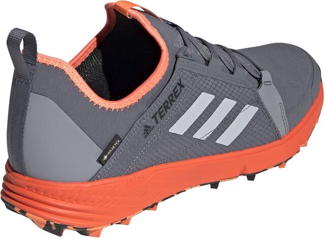 adidas TERREX Agravic Speed GTX Shoes Men onixgrey two